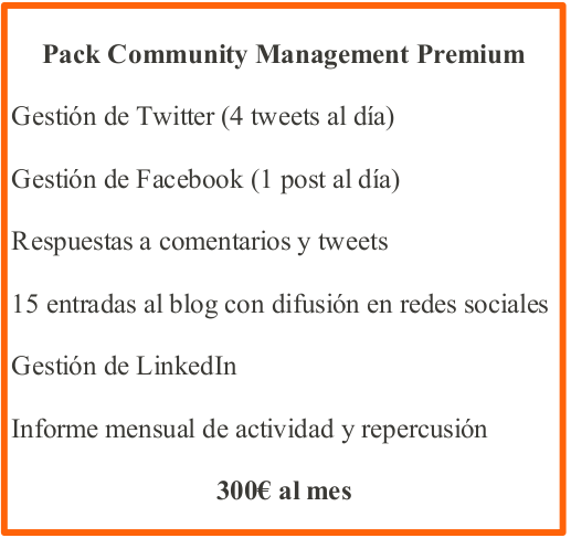 pack community management premium